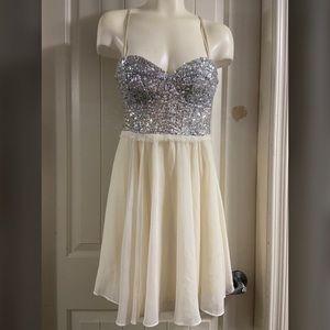 Ark & Co. sequin dress